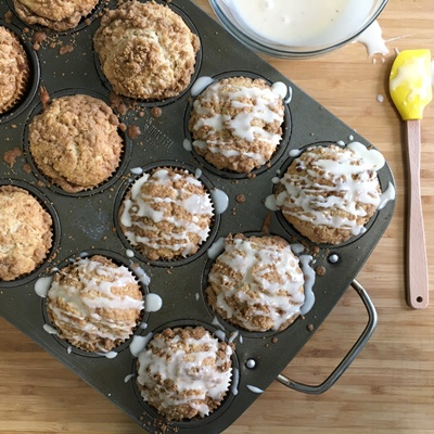 Eggnog Muffins 400x400