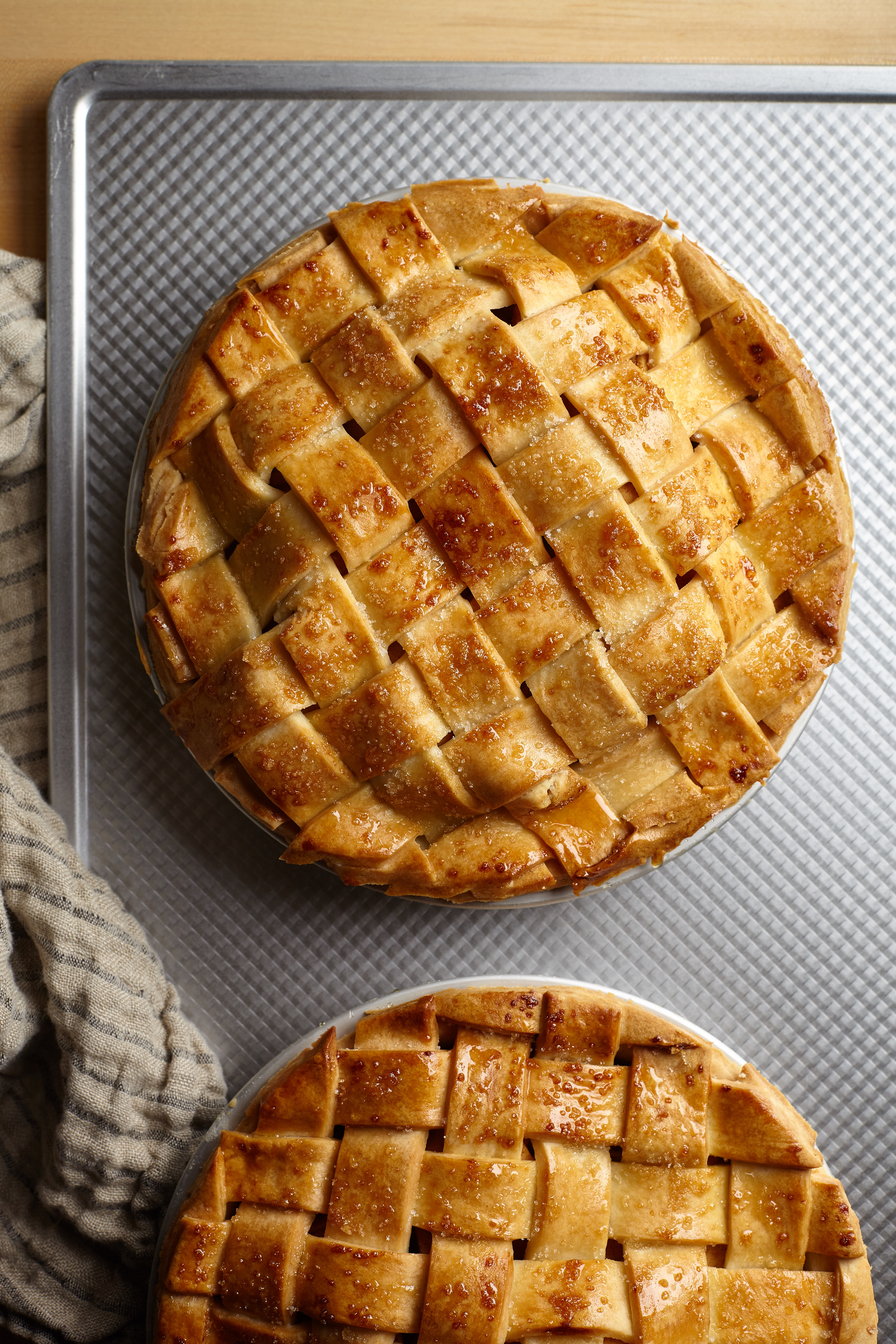 Old Fashioned Granny Smith Apple Pie